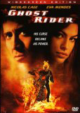 Stars riding motorcycles - Ghost Rider Movie